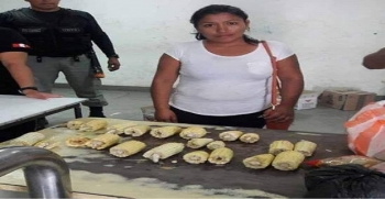 Intentan ingresar droga en choclos